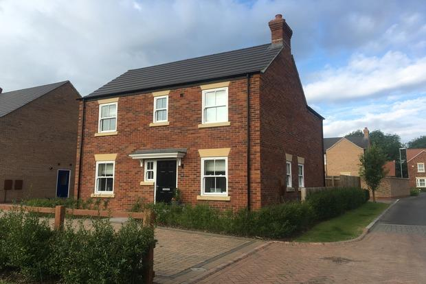 3 Bedrooms Detached House for sale in Alder Place, Alford, LN13