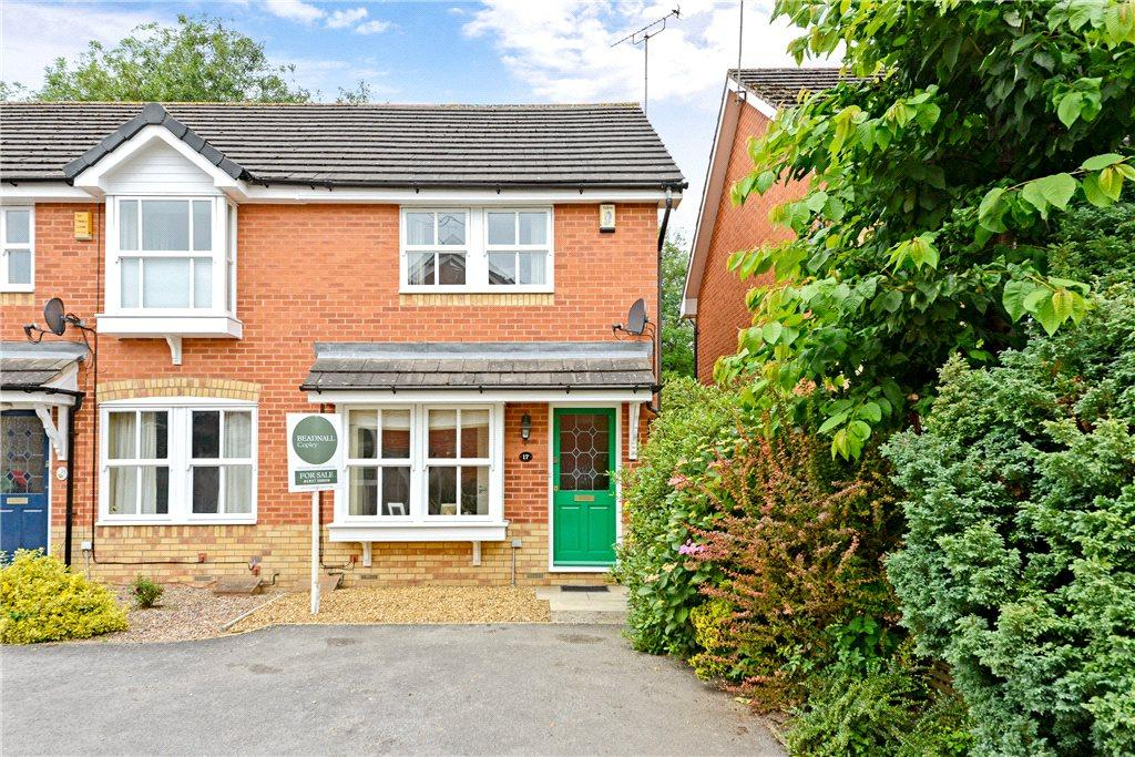 2 Bedrooms End Of Terrace House for sale in Tern Park, Collingham, Wetherby, West Yorkshire