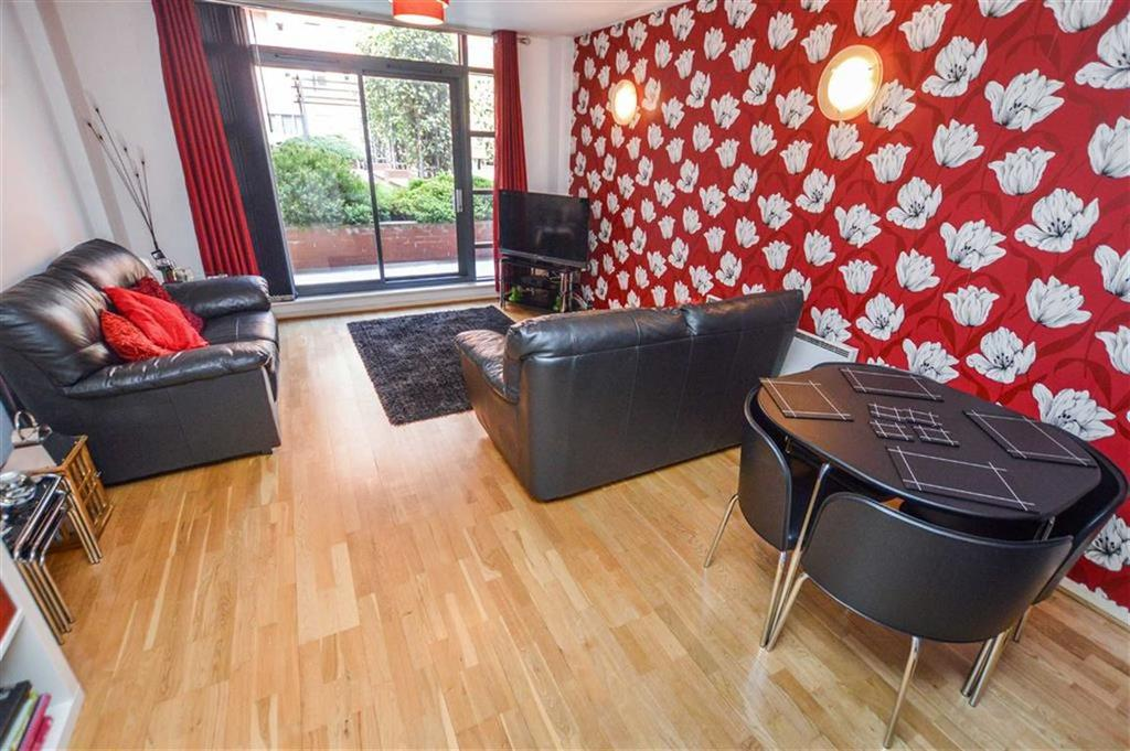 2 Bedrooms Apartment Flat for sale in City Gate 1, Castlefield, Manchester, M15