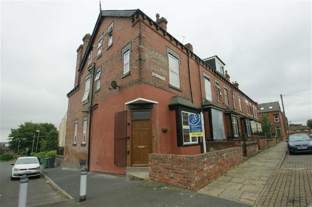 4 Bedrooms End Of Terrace House for sale in Reginald Mount, Chapeltown, LS7
