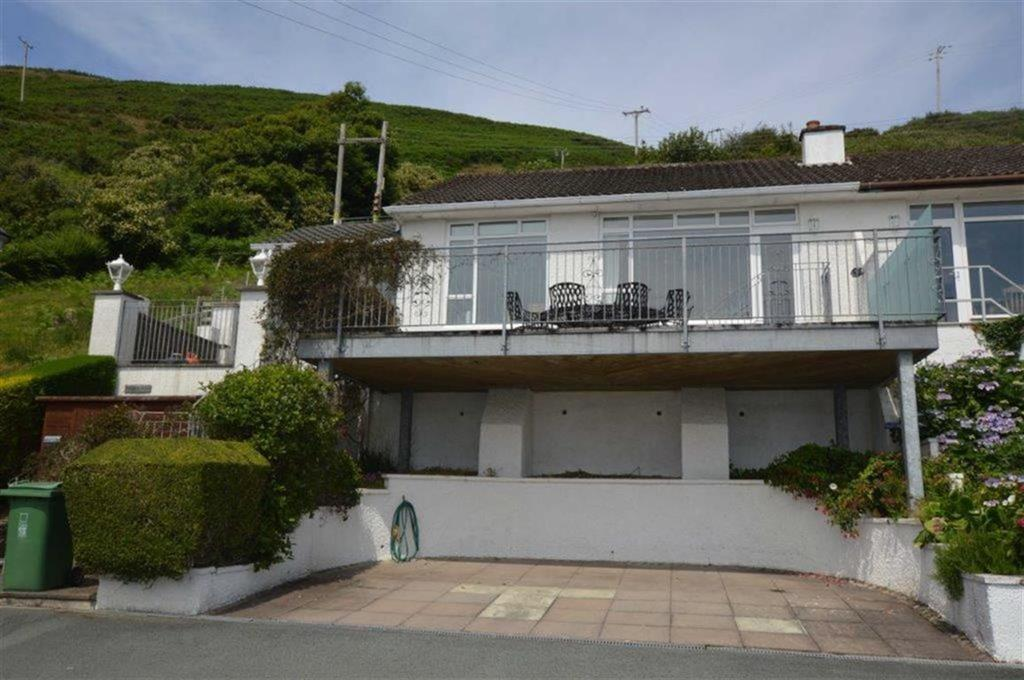 4 Bedrooms Semi Detached House for sale in Swn Y Mor, 14, Rhoslan, Aberdyfi, Gwynedd, LL35