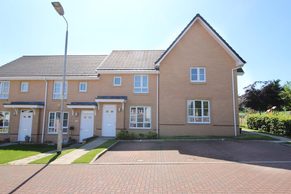 3 Bedrooms Terraced House for sale in 8 Clarence Drive, Clydebank, G81 2DN