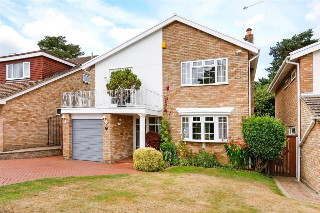4 Bedrooms Detached House for sale in Grangewood, Wexham, Slough, SL3