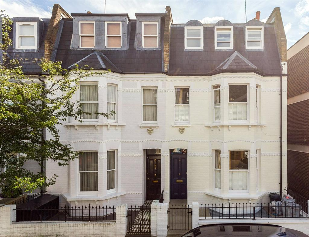 5 Bedrooms End Of Terrace House for sale in Parthenia Road, Fulham, London, SW6