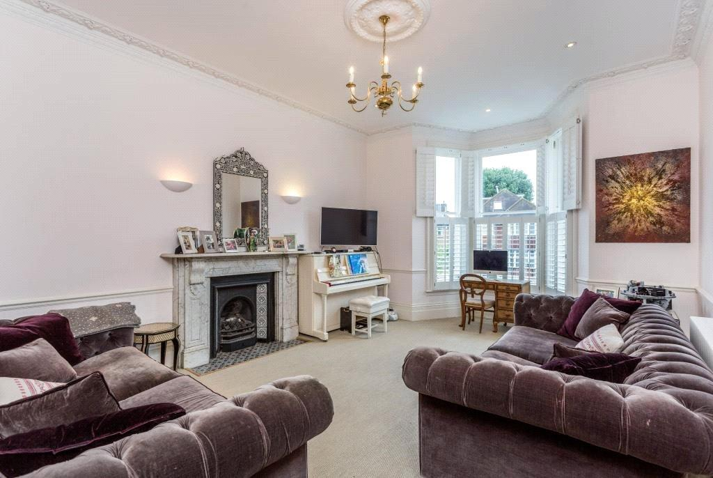 2 Bedrooms Flat for sale in 7 Kings Road, Richmond, TW10