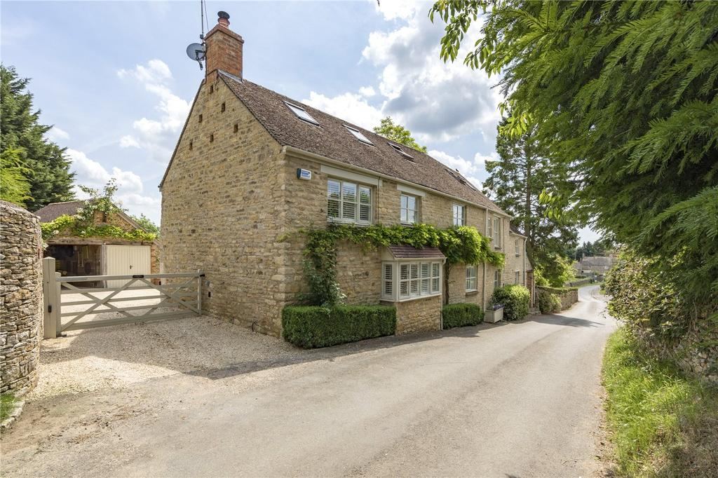 5 Bedrooms Unique Property for sale in Cooks Lane, Salford, Chipping Norton, Oxfordshire, OX7