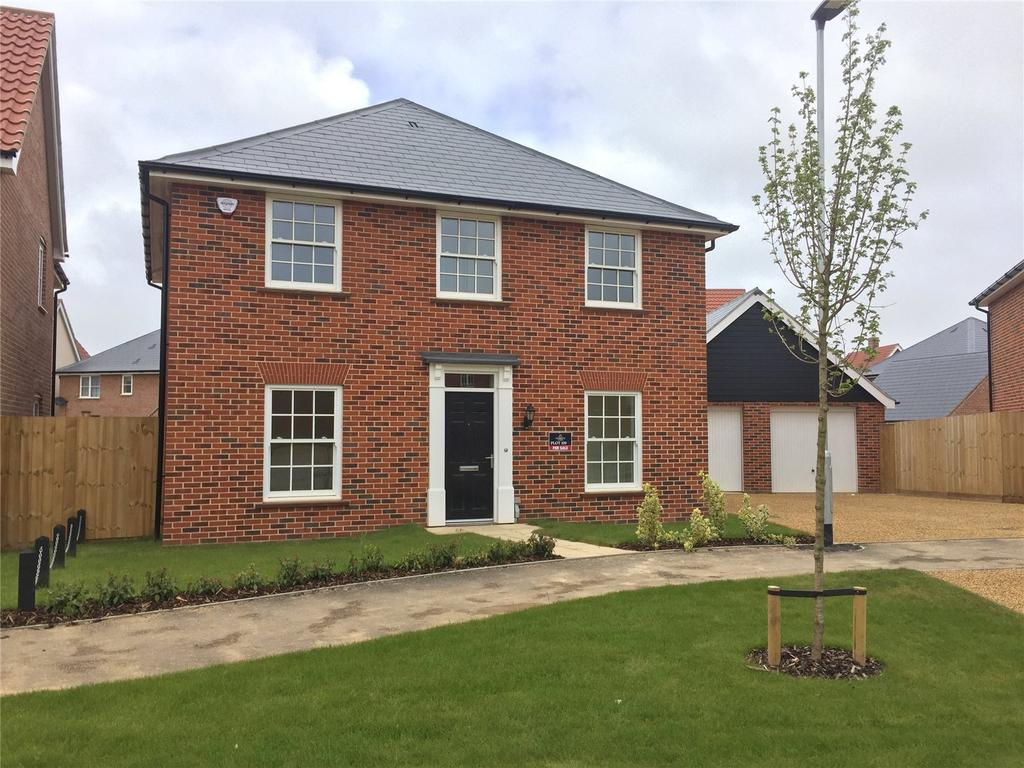 4 Bedrooms Detached House for sale in Plot 109 Broadbeach Gardens, Stalham, Norfolk, NR12