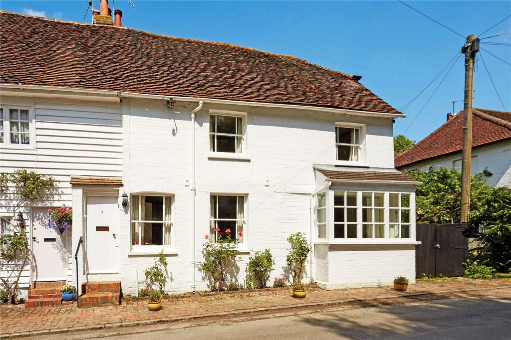 4 Bedrooms Unique Property for sale in Church Street, Hartfield, East Sussex, TN7