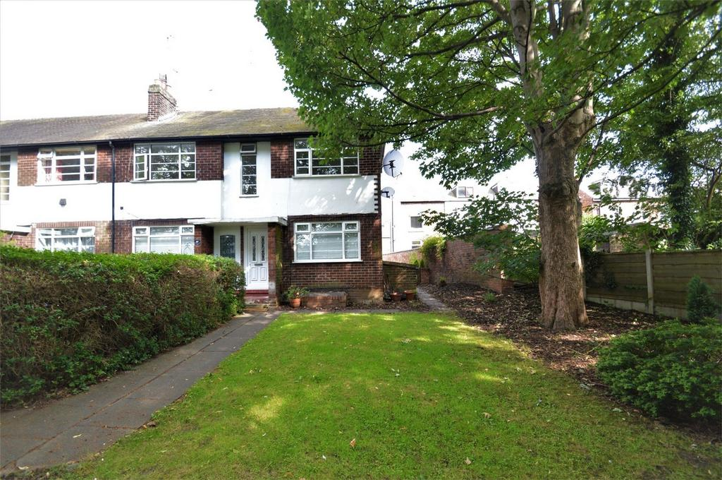 2 Bedrooms Flat for sale in Friars Road, SALE, Cheshire