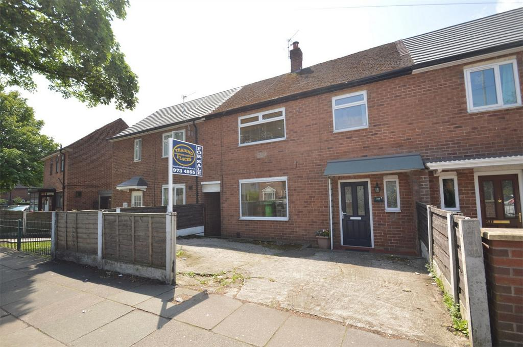 3 Bedrooms Terraced House for sale in Sale Road, MANCHESTER