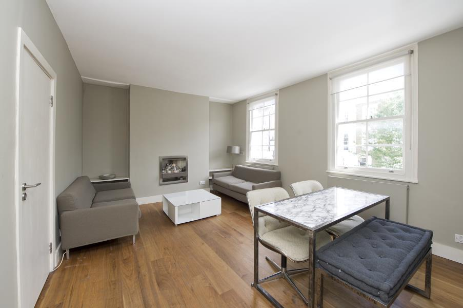 2 Bedrooms Flat for sale in Lonsdale Road, W11