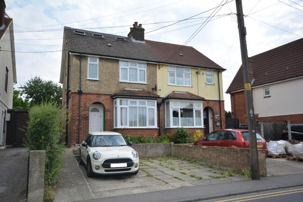 4 Bedrooms Semi Detached House for sale in Panfield Lane, Braintree, Essex, CM7