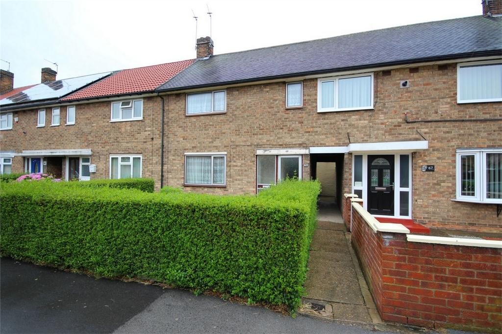 2 Bedrooms Terraced House for sale in Benedict Road, Hull, East Riding of Yorkshire