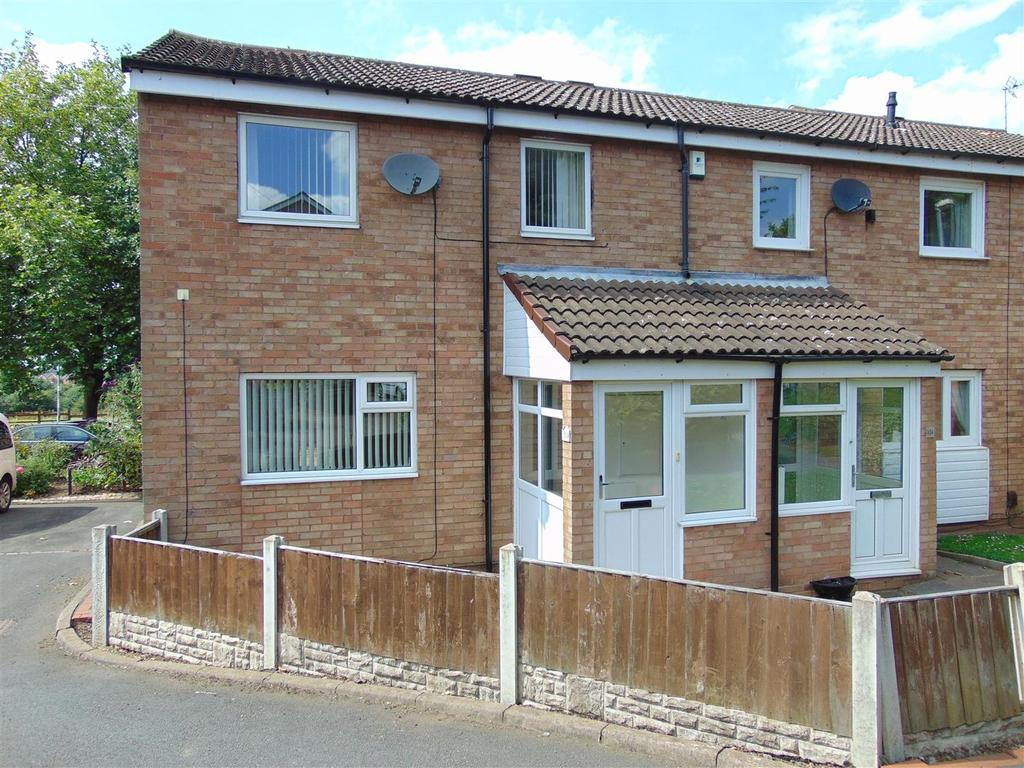 2 Bedrooms End Of Terrace House for sale in Greenwood Road, Aldridge