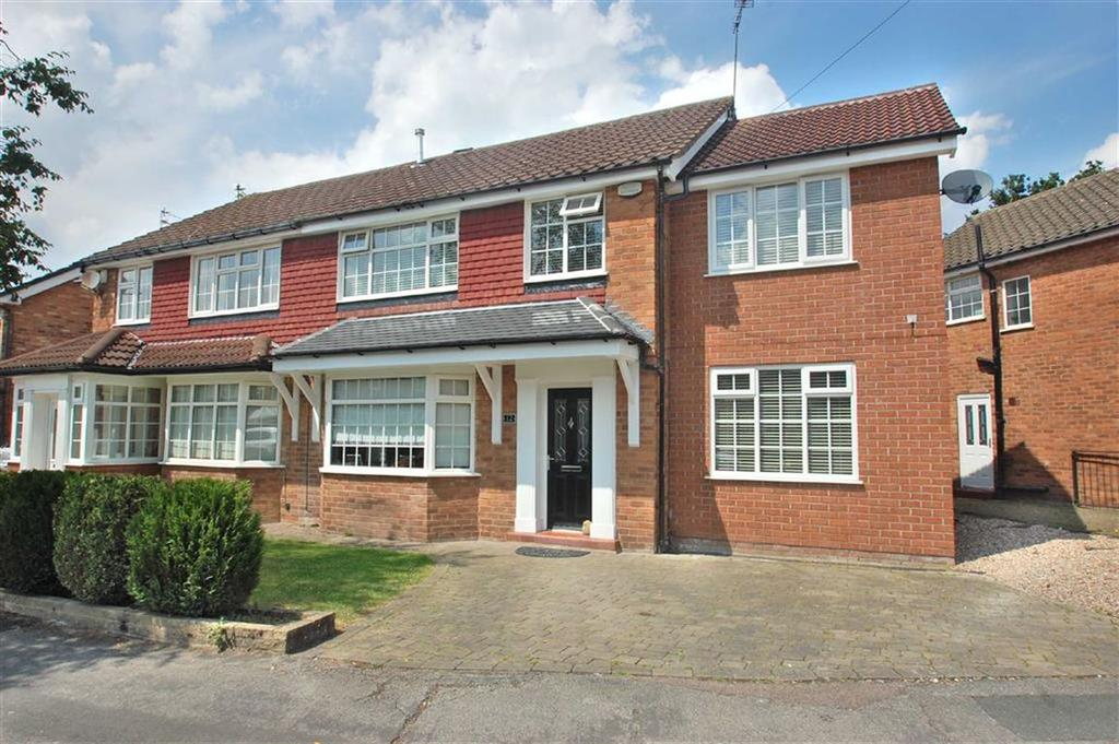 4 Bedrooms Semi Detached House for sale in Fountains Road, Bramhall, Cheshire