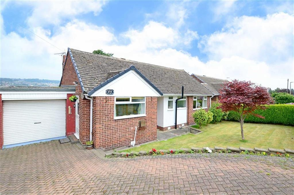 3 Bedrooms Bungalow for sale in 93, Hollins Spring Avenue, Dronfield, Derbyshire, S18