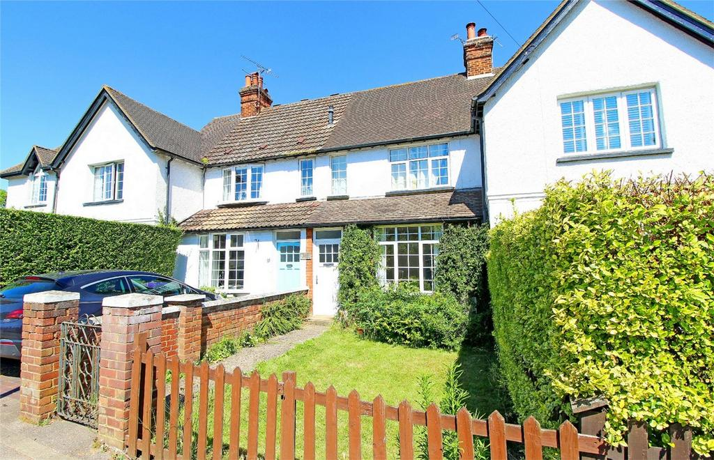 2 Bedrooms Terraced House for sale in Baldock Road, Letchworth Garden City, Hertfordshire