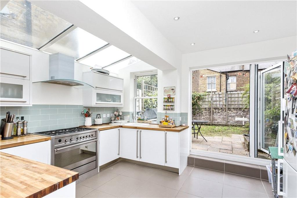 3 Bedrooms Terraced House for sale in Peach Road, Queen's Park, London, W10