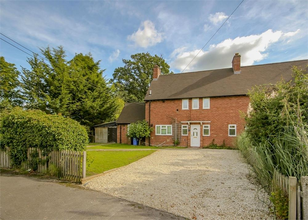 3 Bedrooms Semi Detached House for sale in Brock Hill Cottages, Warfield, Berkshire