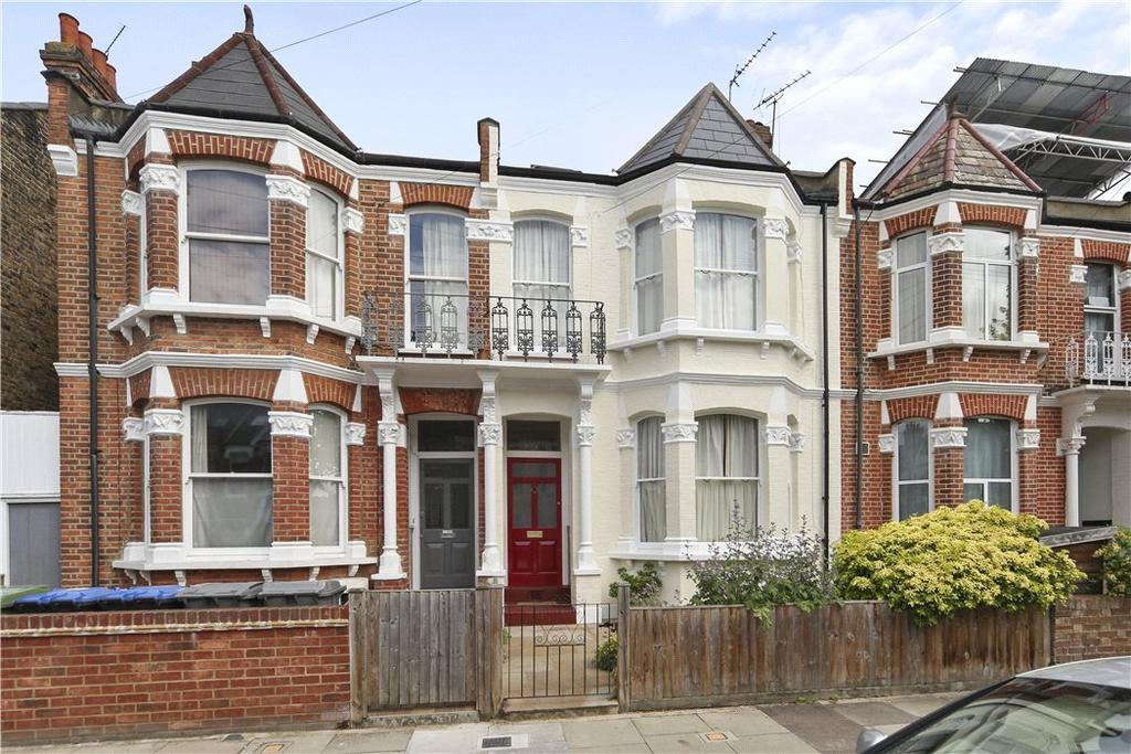 4 Bedrooms Terraced House for sale in Keslake Road, Queen's Park, London, NW6