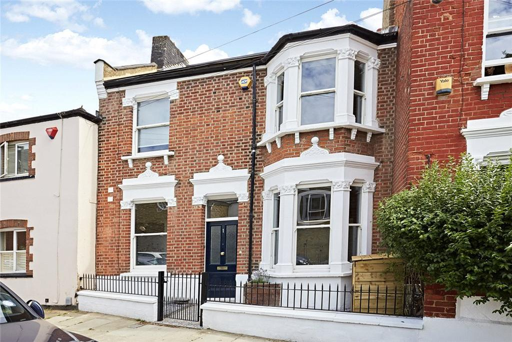 4 Bedrooms Terraced House for sale in Ashbourne Grove, Chiswick, London, W4