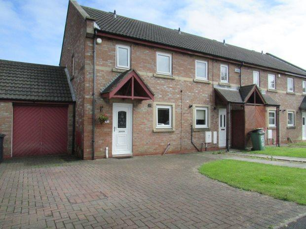 3 Bedrooms Semi Detached House for sale in TRAVELLERS GATE, STOCKTON ROAD, HARTLEPOOL