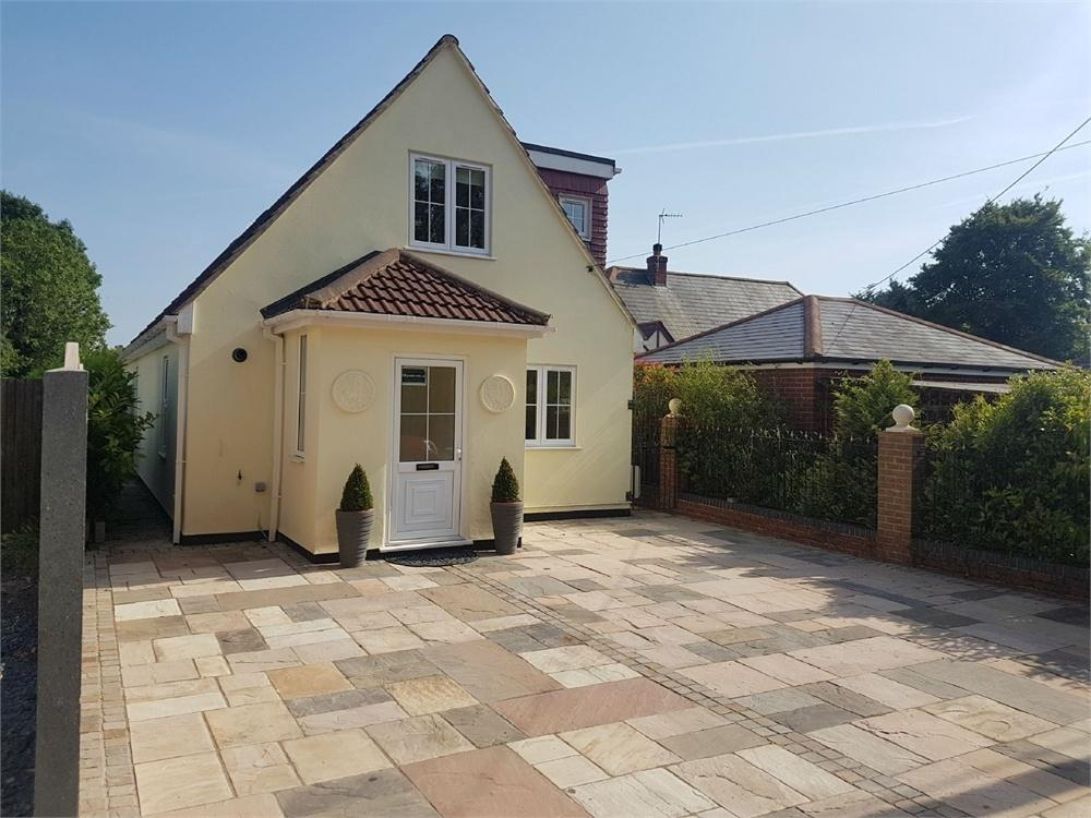 4 Bedrooms Detached House for sale in Rushetts Road, West Kingsdown