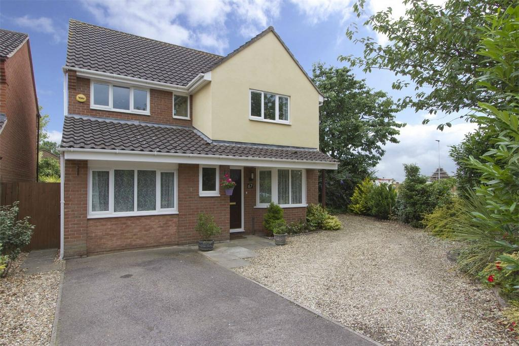 4 Bedrooms Detached House for sale in Keeling Way, Attleborough, Norfolk