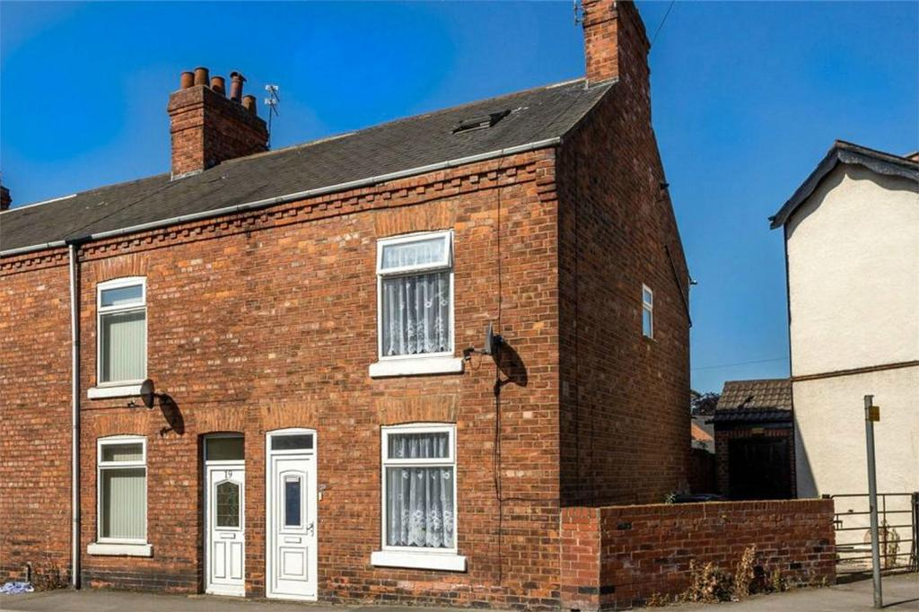 3 Bedrooms End Of Terrace House for sale in Nalton Street, SELBY, North Yorkshire