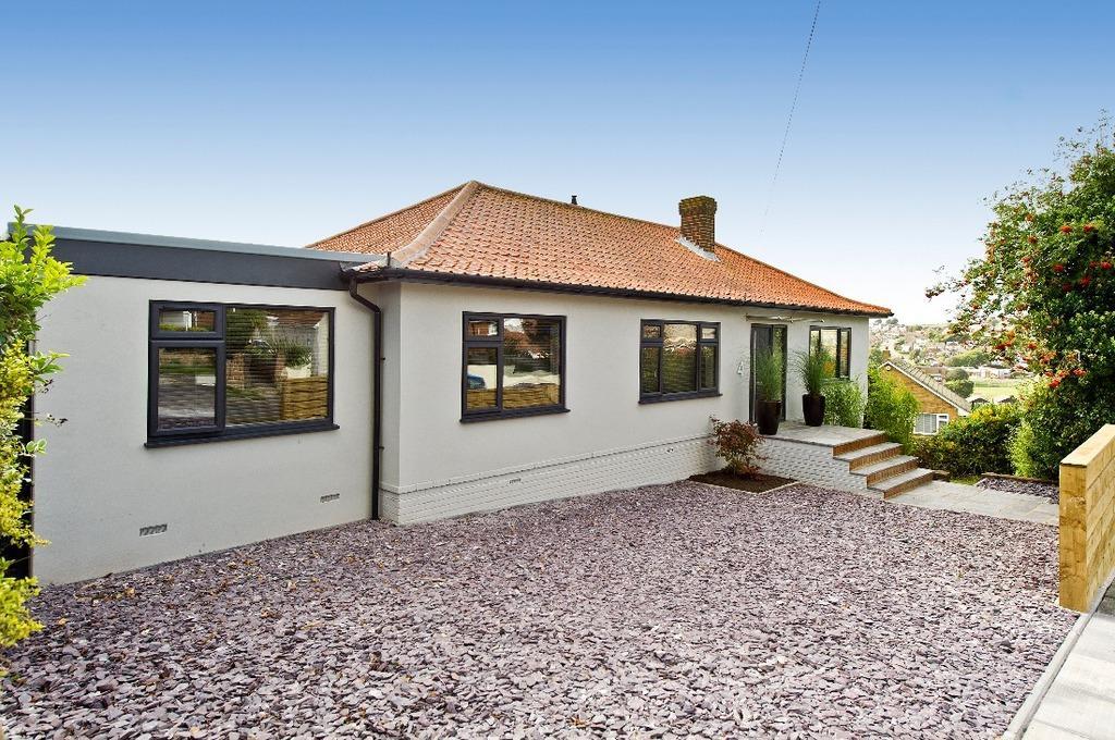 4 Bedrooms Detached House for sale in Bevendean Avenue Saltdean East Sussex BN2