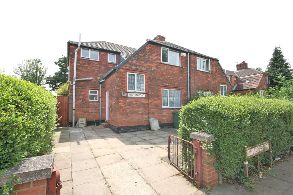 3 Bedrooms End Of Terrace House for sale in Milton Road, Grimsby, DN33