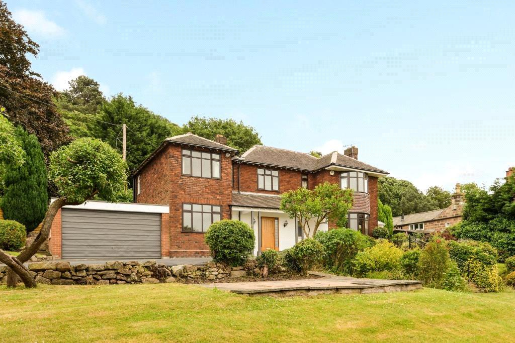 4 Bedrooms Detached House for sale in Helsby, Frodsham, Cheshire