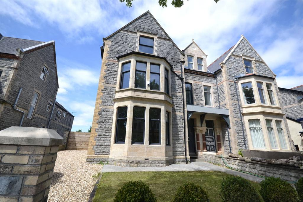 5 Bedrooms Semi Detached House for sale in Plymouth Road, Penarth, Vale of Glamorgan, CF64