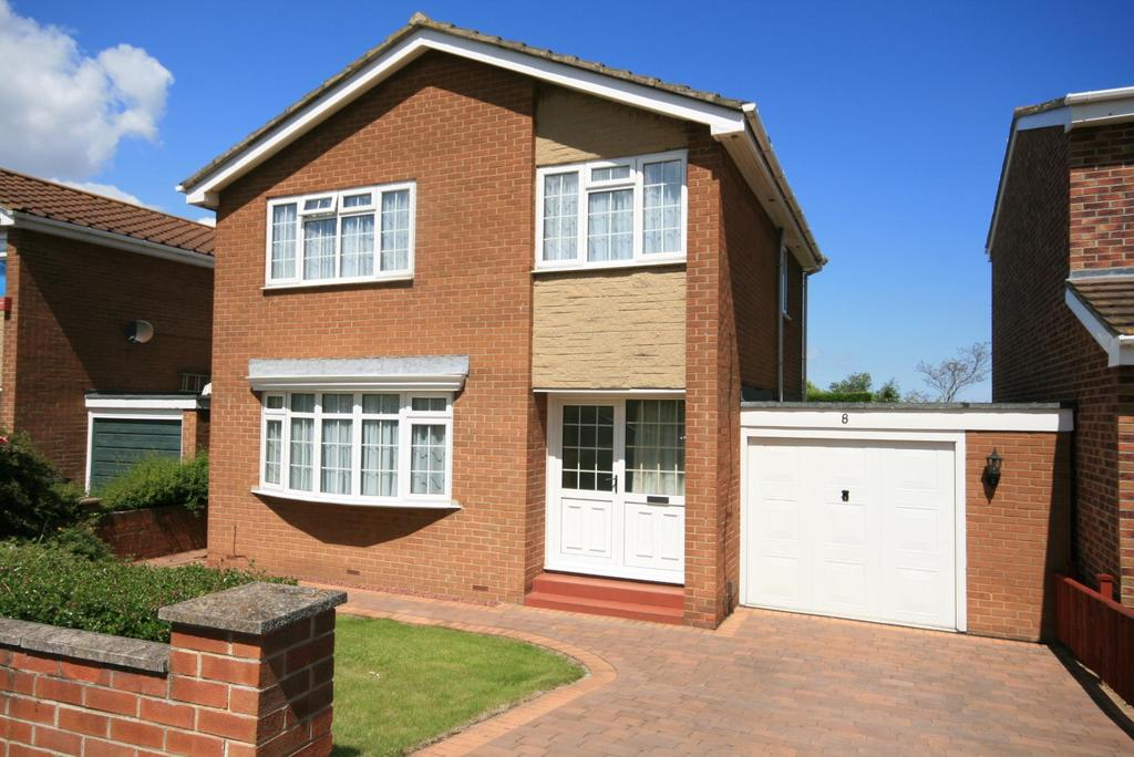 3 Bedrooms Detached House for sale in Downfield Way, New Marske