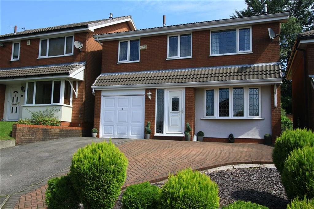 4 Bedrooms Detached House for sale in 22, Wellbank View, Norden, Rochdale, OL12