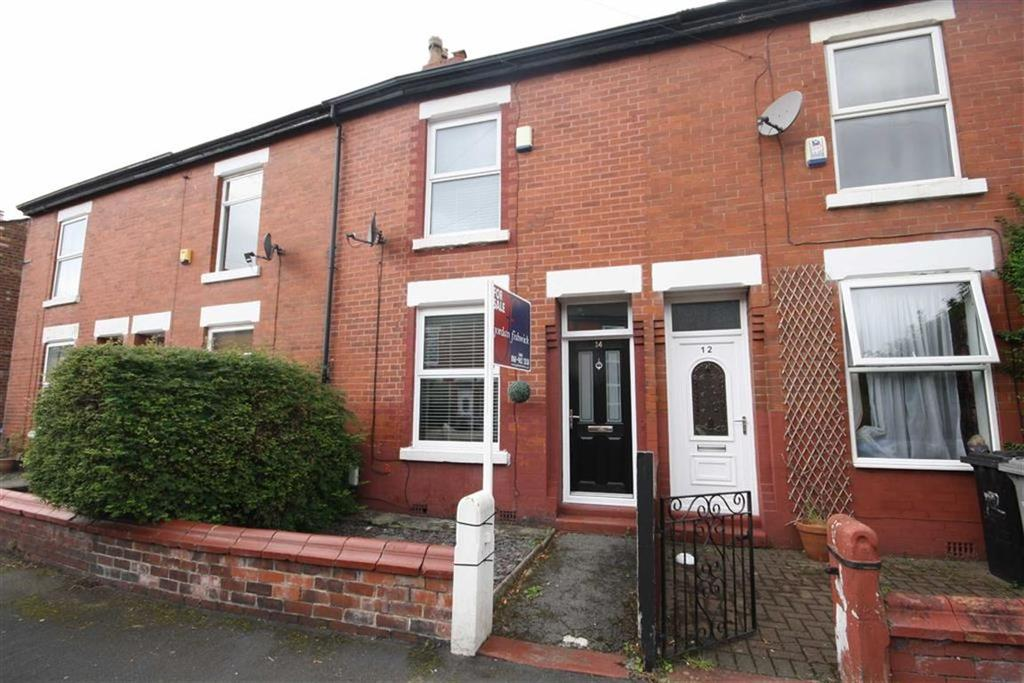 2 Bedrooms Terraced House for sale in Wolseley Road, Sale