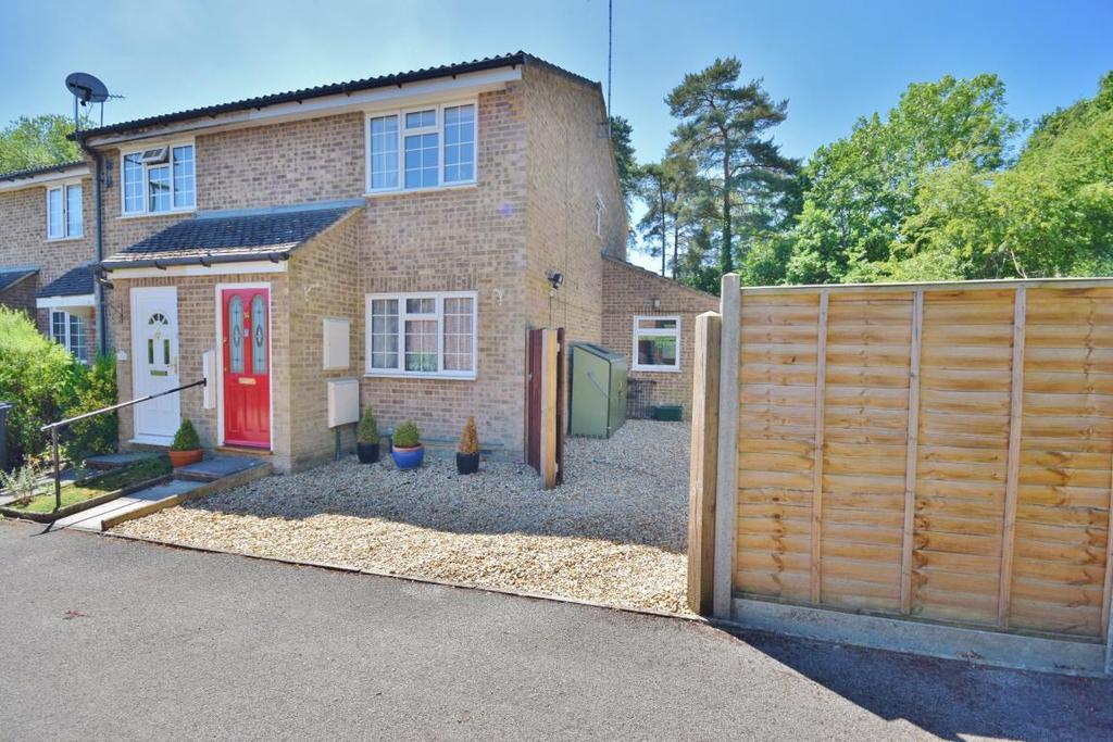 2 Bedrooms End Of Terrace House for sale in Chineham, Basingstoke, RG24
