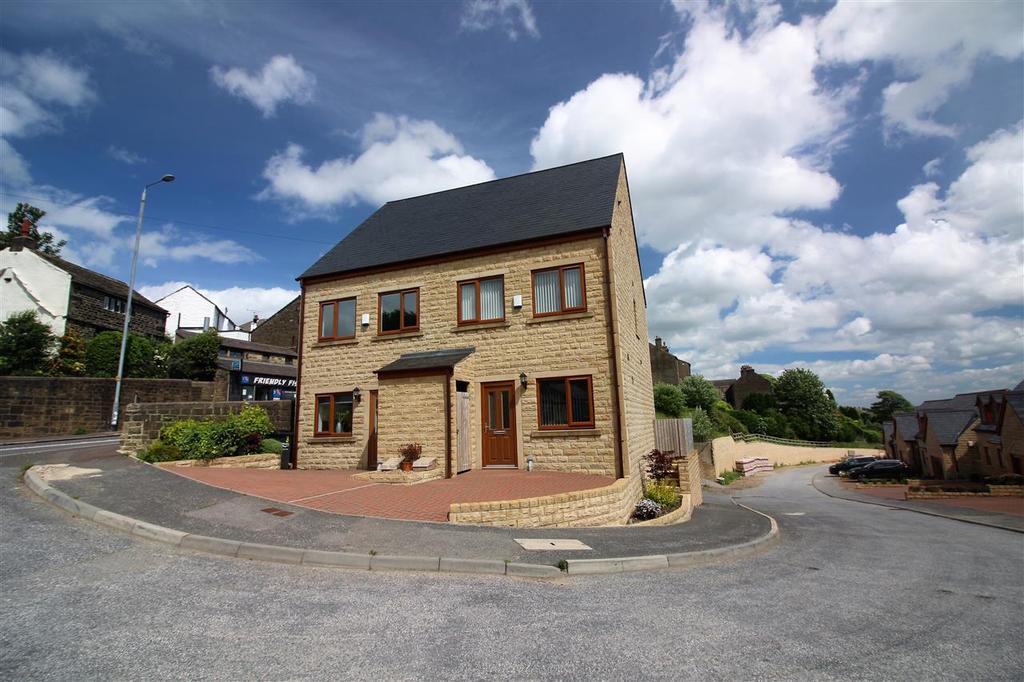 3 Bedrooms Semi Detached House for sale in Greenside Gardens, Friendly, Sowerby Bridge