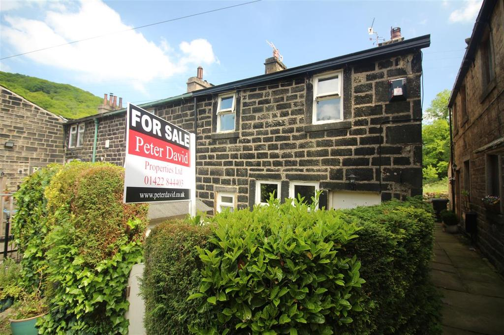 2 Bedrooms Cottage House for sale in Robin Hood Cottages, Cragg Vale, Mytholmroyd