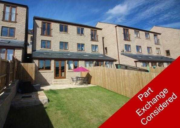 4 Bedrooms Semi Detached House for sale in Plot 25, Greenside Gardens, Timmey Lane, Sowerby Bridge
