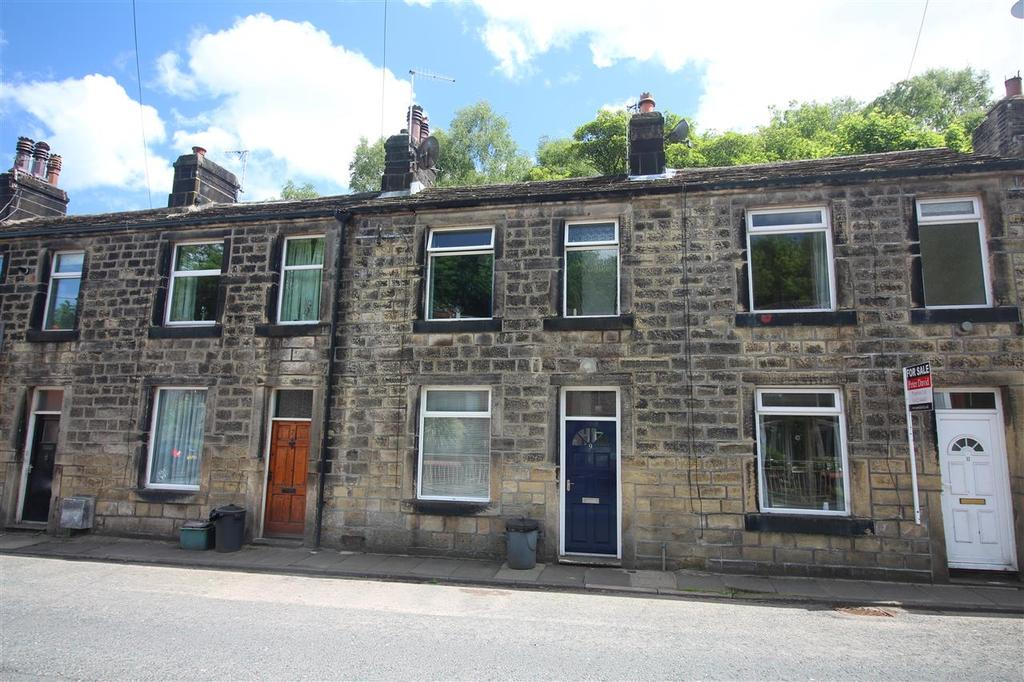 1 Bedroom Terraced House for sale in Vale Terrace, Cragg Road, Hebden Bridge