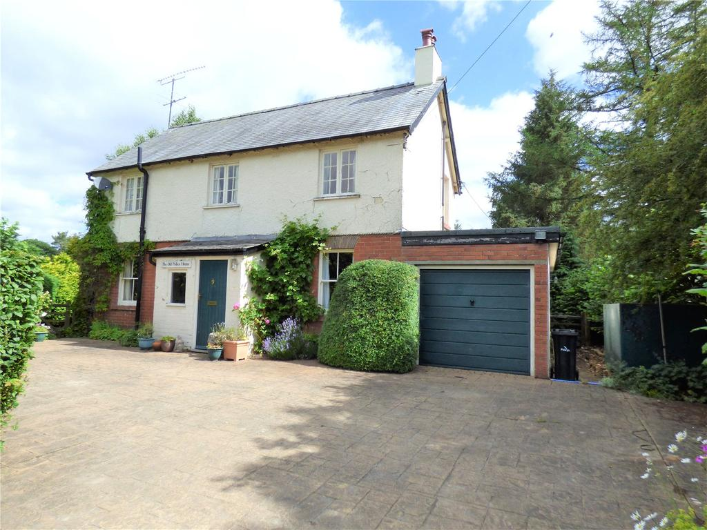 3 Bedrooms Detached House for sale in Beguildy, Knighton, Powys