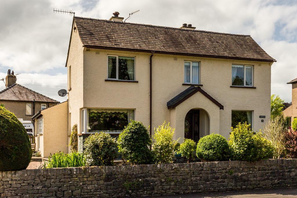 3 Bedrooms Detached House for sale in 71 Burton Road, Kendal, Cumbria, LA9 7HZ