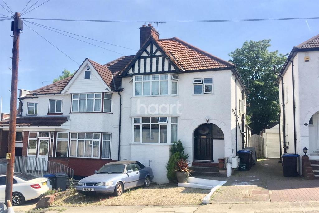 1 Bedroom Flat for sale in Hillside, London NW9