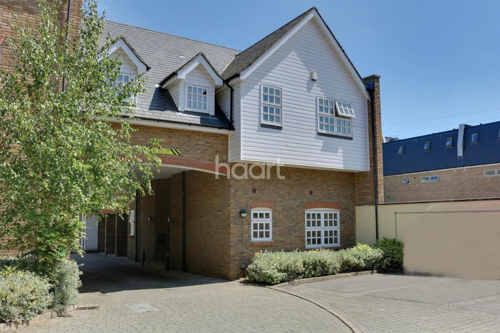 1 Bedroom Flat for sale in Davy Court, Rochester, ME1