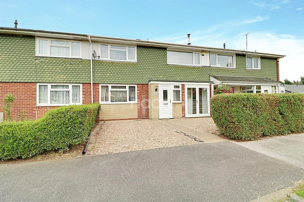 3 Bedrooms Terraced House for sale in Ebony Grove, Lincoln