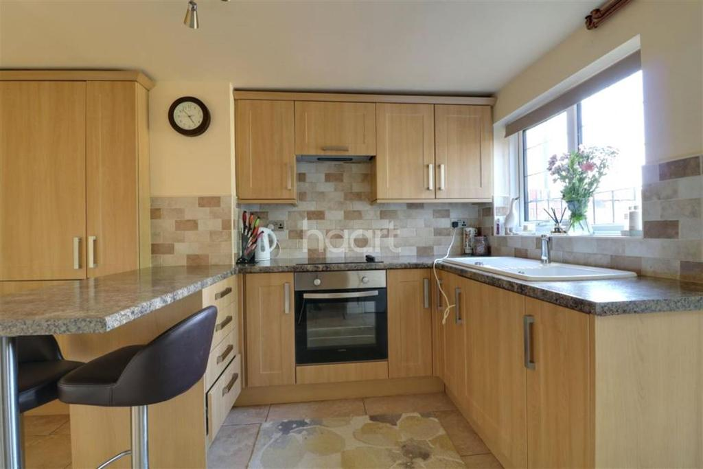2 Bedrooms Terraced House for sale in Blackwell Row, Kirkby on Bain