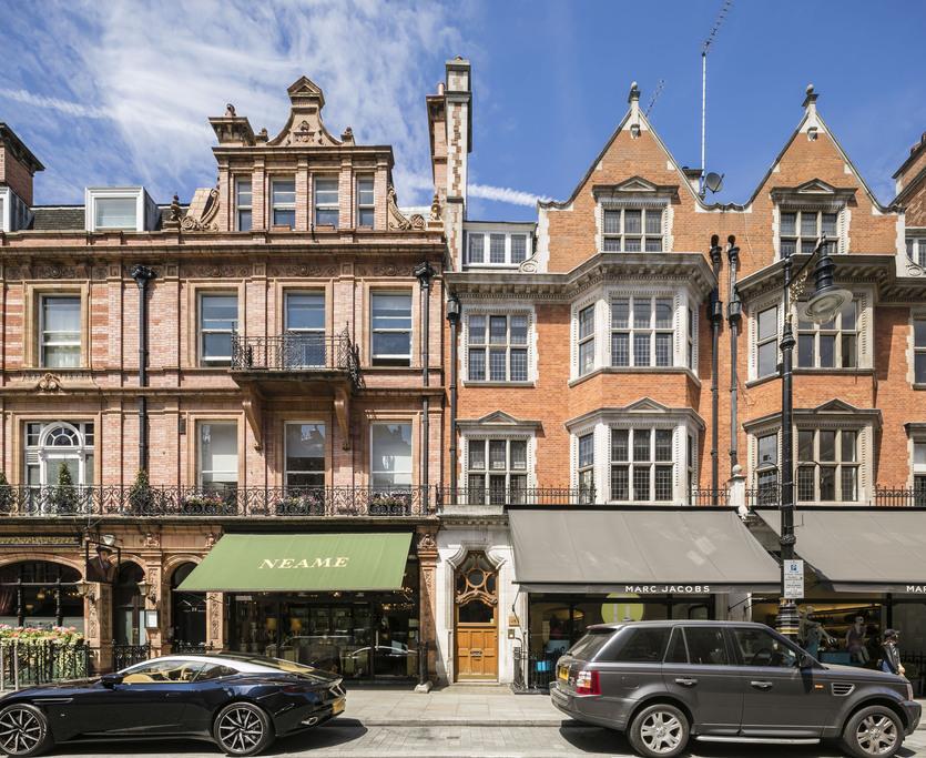 2 Bedrooms Flat for sale in Mount Street, Mayfair, London, W1K