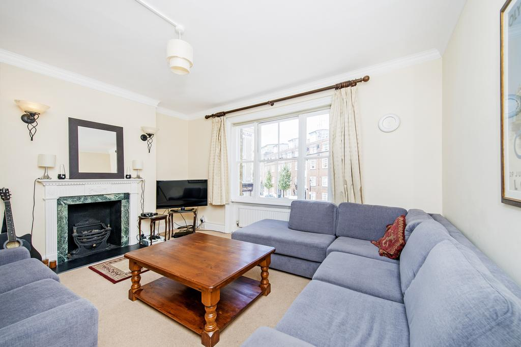 2 Bedrooms Flat for sale in Regency Street, SW1P