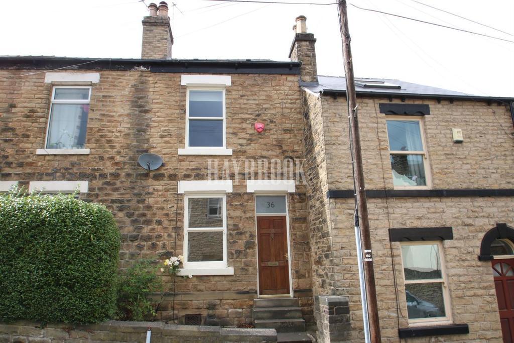 3 Bedrooms Terraced House for sale in Cromwell Street, Walkley,S6